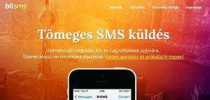 tömeges sms küldés - bitsms